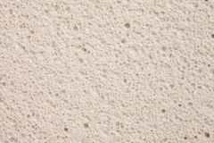 White pumice - closeup Royalty Free Stock Image