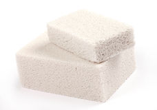 White pumice Royalty Free Stock Image
