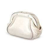 White purse Stock Photo