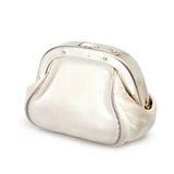 White purse Stock Photo