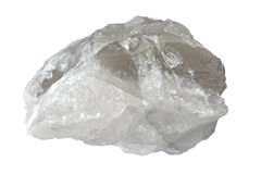 White quartz Stock Images