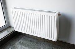 White Radiator stock images