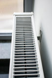 White radiator Stock Photos