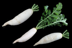 White radish Stock Photos