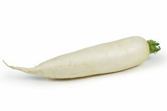 White radish Royalty Free Stock Photos