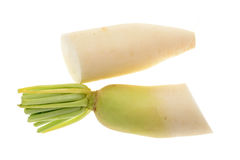 White Radish Royalty Free Stock Image