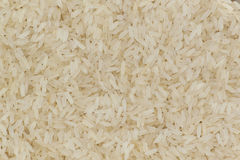 White raw long rice Stock Images