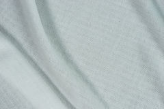 White Rayon and Polyesyer texture background. royalty free stock images