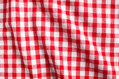 White and red checkered background. The white and red checkered background Royalty Free Stock Images