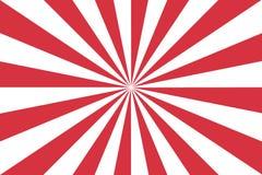 White and red color burst background for print , gift,web,scrap . Illustration design