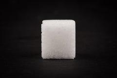 White refined sugar Royalty Free Stock Photo