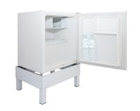 White refrigerator Royalty Free Stock Photography