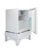 White refrigerator Royalty Free Stock Image
