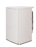 White refrigerator Stock Photography