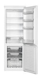 White refrigerator Royalty Free Stock Photos