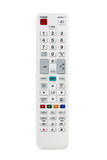White remote control Royalty Free Stock Photos