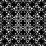 White ribbon pattern Royalty Free Stock Images