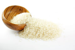 White Rice royalty free stock image
