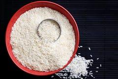 Free White Rice. Royalty Free Stock Photo - 16998735