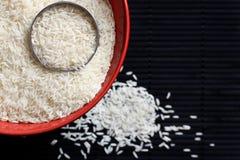 White rice. Royalty Free Stock Image