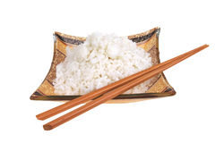 White rice Stock Photo
