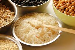 White rice Royalty Free Stock Photos