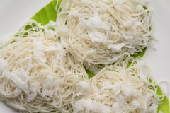 White Rice Noodles Royalty Free Stock Images