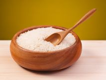 White rice Royalty Free Stock Photography