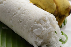 White Rice Rolls Royalty Free Stock Images