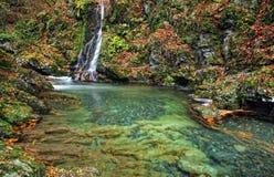 White river. In Stara planina mountain in Bulgaria royalty free stock photos