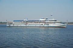 White river cruise boat Royalty Free Stock Image