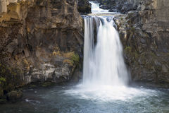 White River Falls Waterfall in Oregon Stock Photos