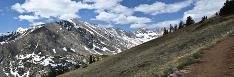 White River National Forest stock photo