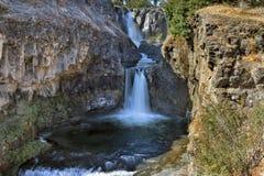 White River und Celestial Falls Stockfoto