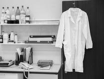 White robe Stock Photo