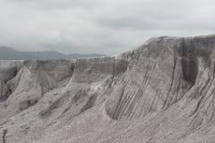 White rock mountain `Grand canyon` in Thailand. Stock Photos
