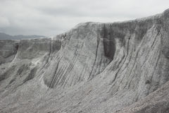 White rock mountain `Grand canyon` in Thailand. Royalty Free Stock Photo