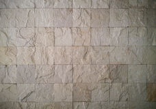 White rock tiles wall texture Stock Photo