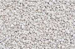 White rocks texture Royalty Free Stock Photography