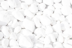 White rocks texture Stock Photography