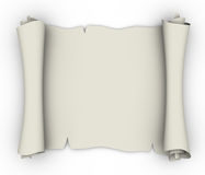 White roll Royalty Free Stock Image