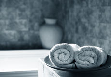 White rolled Stock Images