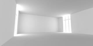 White Room Stock Image