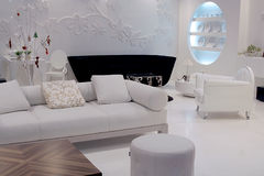White room Royalty Free Stock Photos