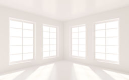 White Room Stock Images