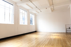 White room Royalty Free Stock Photography