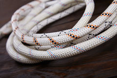 White rope Royalty Free Stock Photography