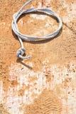 White rope Royalty Free Stock Image