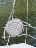 White rope Stock Image