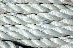 White ropes Stock Image